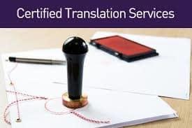 certified Translation Services Delhi
