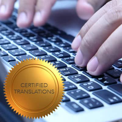 certificate translation services in india